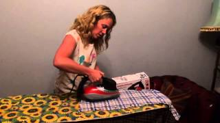 Morphy Richards Comfigrip Steam Iron Ionic Trizone Soleplate review