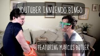 Youtuber Innuendo Bingo With Marcus Butler