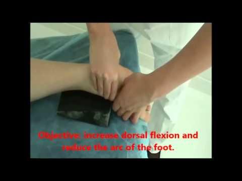 Dispositivo de conmutación para el tratamiento de las articulaciones