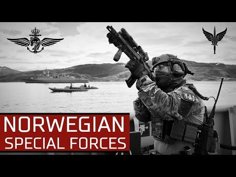 Norwegian Special Forces (MJK, FSK)