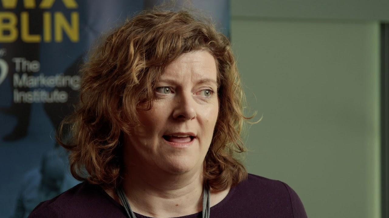 Helen King, Bord Bia Interview @ DMX Dublin 2019