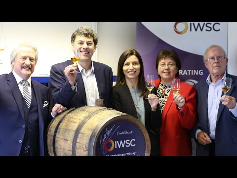 IWSC 50th Anniversary Blended Malt Scotch Whisky