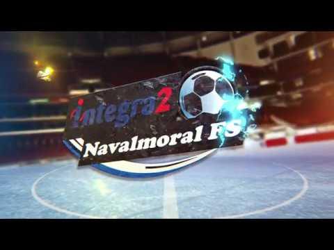J.30º, Pilaristas FS (Madrid) - Integra2 Navalmoral FS. Temp. 17-18