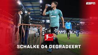 Grootmacht Schalke 04 degradeert ?   Het rampseizoen van Schalke 04   Bundesliga