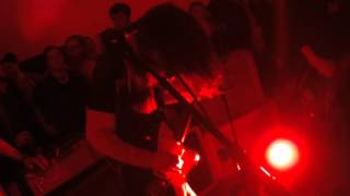 FLUFFERTVLIVE // The Wytches - Robe For Juda // Pit Party #5.5 // 29.04.16