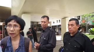 Intimidasi Preman Berpakaian Sekuriti Suruhan Pengelola Kalibata City (1)