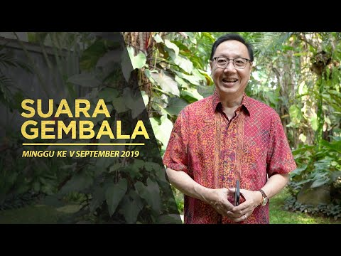 Suara Gembala Minggu V September 2019