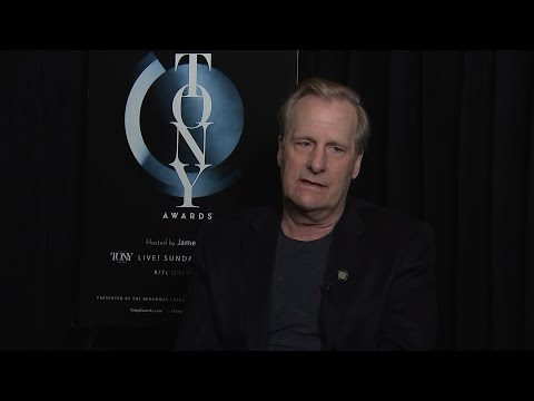"""Jeff Daniels calls playing Atticus Finch in the stage adaptation of 'To Kill a Mockingbird' the """"role of a lifetime."""" The Tony-nominee says the classic story still """"slaps white America in the face."""" (May 29)"""