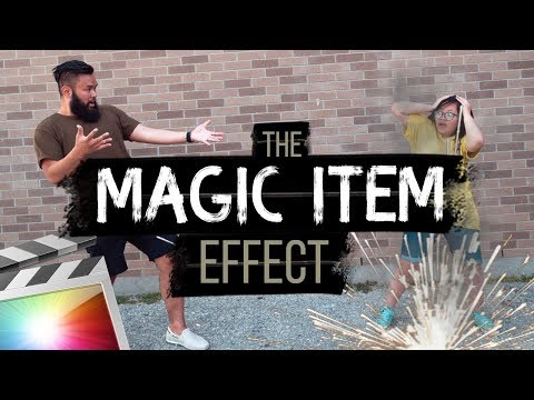 How To Make Someone MAGICALLY Appear | Final Cut Pro X Effects Tutorial
