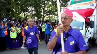 preview picture of video 'Willesden Nagar Yatra 2013'