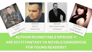 Author Roundtable: Episode 1