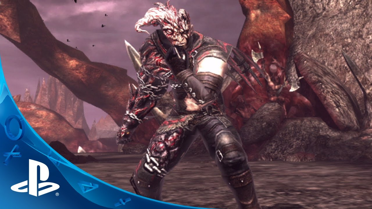Soul Sacrifice Delta Out Today on PS Vita