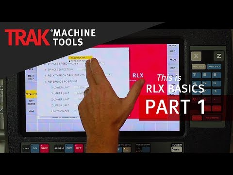 Defaults & Options [Part1] | ProtoTRAK RLX CNC | Lathe Programming