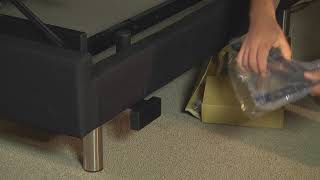 How To Install A Headboard Bracket - Contempoary II: Rize Adjustable Beds