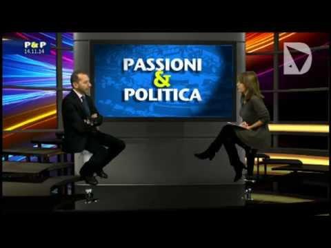 Passioni & Politica - il parlamentare Pd e presidente del Cesvot Federico Gelli intervistato da Elisabetta Matini.