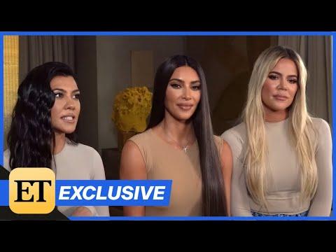 Kardashian Sisters Talk Kourtney QUITTING 'Keeping Up' (Exclusive)