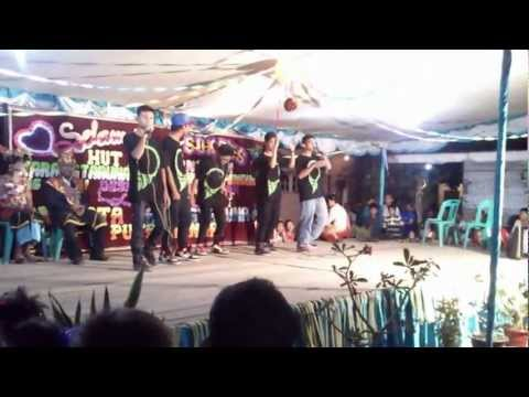 BNJ CREW - Cinta Tersakiti feat kandar (KARANG TARUNA PARTY)