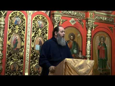 О ночной молитве (прот. Владимир Головин, г. Болгар)