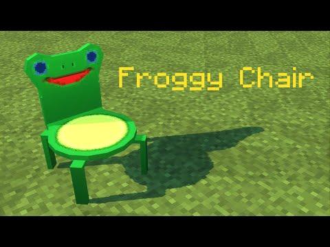 Froggy Chair Minecraft Mod