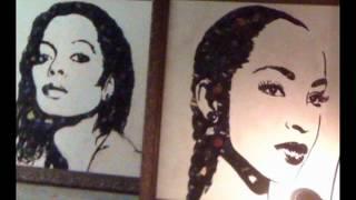 Strange Pearls - Diana Ross & Sade [Strange Fruit/Pearls] (mashup remix duet)