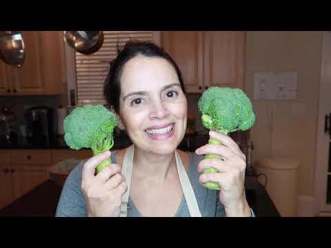 🥦 Aprende a preparar el Arroz de Broccoli, receta rapida y saludable. 🥦