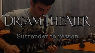 Dream Theater - Surrender To Reason (1° Solo Guitar)