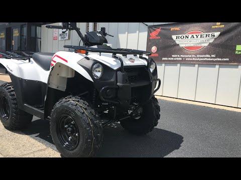 2021 Kawasaki Brute Force 300 in Greenville, North Carolina - Video 1