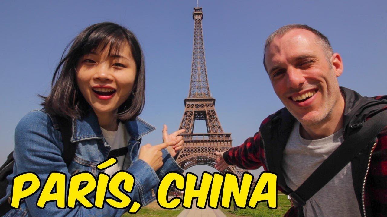 Una réplica de París en China: ¿Por qué?
