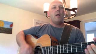 """""""Steady as she goes"""" acoustic cover originally by the Raconteurs and abused by me."""