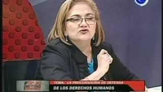 Entrevista sin su permiso canal 33 fecha 01-10-16