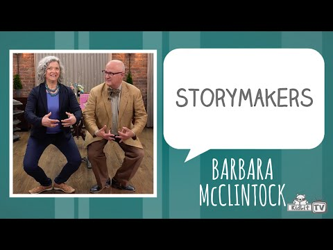 StoryMakers | Barbara McClintock JULIA LOVES BALLET & LOST AND FOUND
