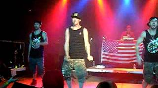 "Aaron Carter The After Party Tour Raleigh, NC ""My First Ride"""