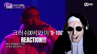 [The Call] 크러쉬x비와이 (Crush X BeWhy)   0 100 | REACTION!
