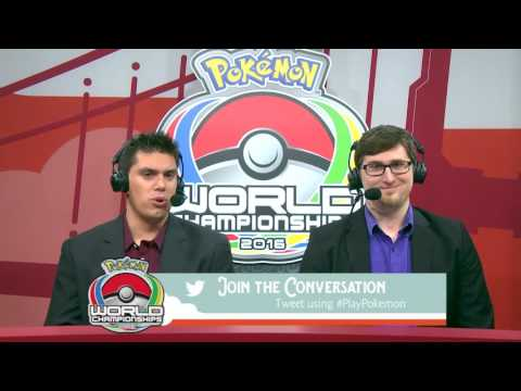 2016 Pokémon World Championships: TCG Masters Finals