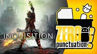 Dragon Age Inquisition - Fantasy Commander Shepard (Zero Punctuation)
