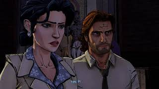 """""""THE BACKSTORY"""" The Wolf Among Us: Episode 1 - Gameplay Walkthrough (Part 4)"""