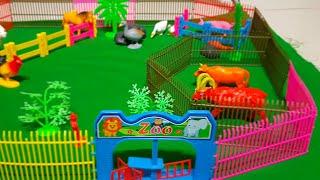 Đồ chơi trẻ em bé tập làm sở thú ❤ Kids Toy BeNo ❤ Kids Toy BeNo