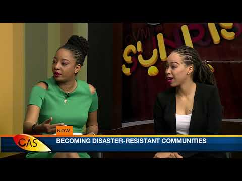 CVM AT SUNRISE - Disaster-Resistant Communities JULY 19, 2018