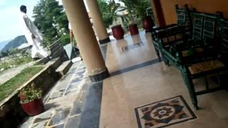 preview picture of video 'Elites Hotel Nathiagali Pakistan'