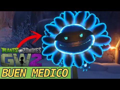Ser un BUEN Medico - Plants vs Zombies Garden Warfare 2