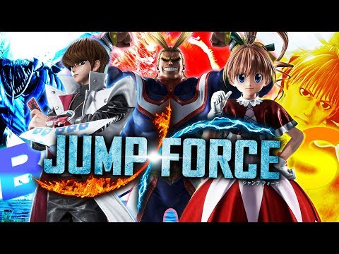 UPDATED JUMP FORCE Tier List! With DLC Characters ( Patch Ver. 1.0.9 )