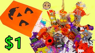 $1 Halloween Haul and Fall Party Finds Dollar Tree Store