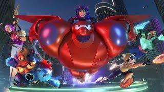 Big Hero 6   Ending Scene
