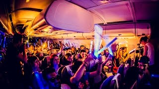 Partyflight To Tomorrowland 2015 | Brussels Airlines