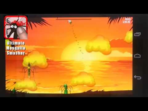 Video of Ultimate Mosquito Smasher