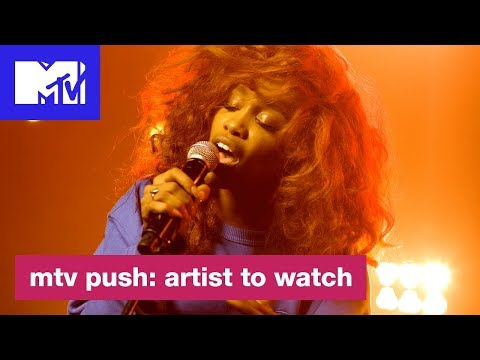 SZA Discusses What Inspired 'Supermodel' | Push: Artist to Watch | MTV