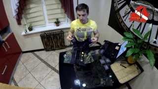 Жилет грузовой для подводной охоты с компенсатором плавучести. от компании МагазинCalipso dive shop - видео