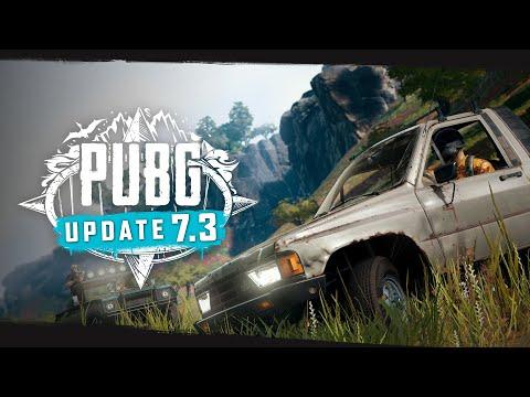 PUBG - Patch Report - Update 7.3