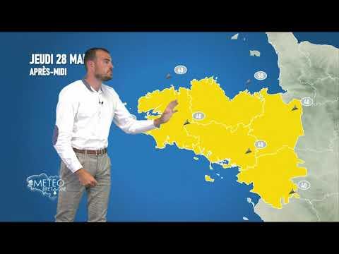 Illustration de l'actualité La météo pour votre jeudi 28 mai 2020
