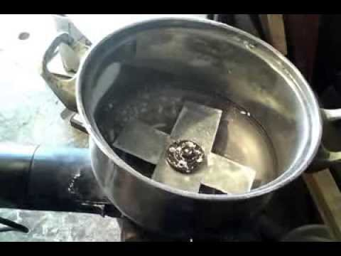 сахарная пудра болгаркой